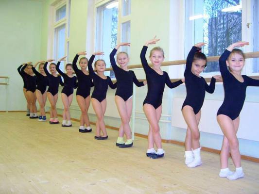 Детские танцевальные направления