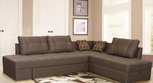 Як вибрати диван для вітальні: основні критерії