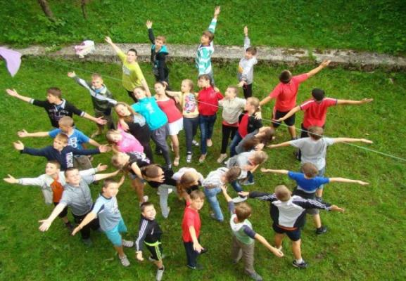 Весенние детские лагеря