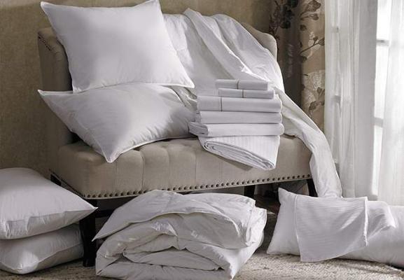 Выбор постельного белья с одеялом