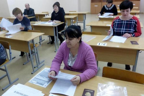 В 50 регионах России родители попробуют сдать единый госэкзамен