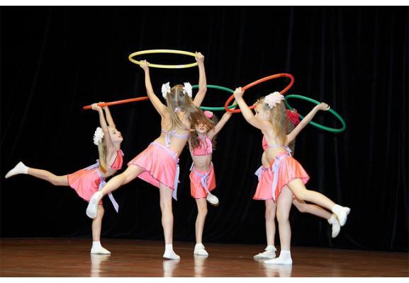 Особенности детской одежды для танцев