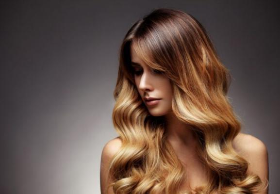 Окрашивание волос. 100% сохранность волос
