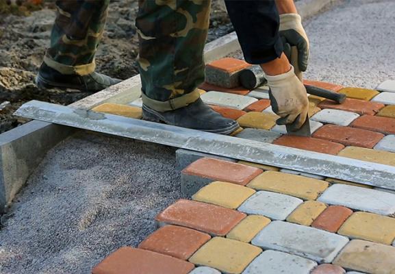 Тротуарная плитка и бордюр. Гарантия высокого качества