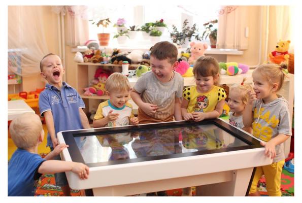 Интерактивные системы в современном дошкольном образовании