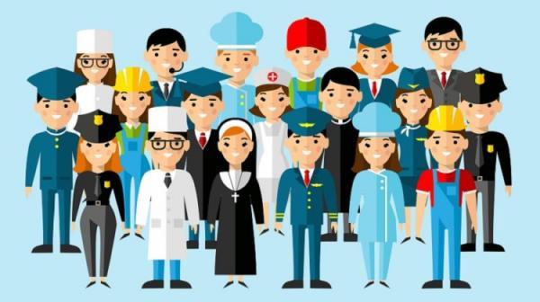 Выбор профессии - особенности обучения