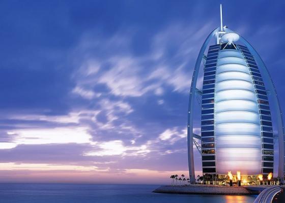 Дубай: лучшие туристические пляжи