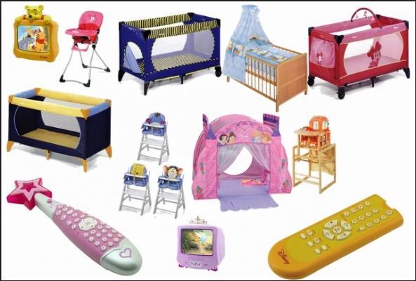 Все товары для новорожденных