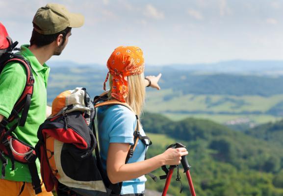 Активный отдых и туры в горы