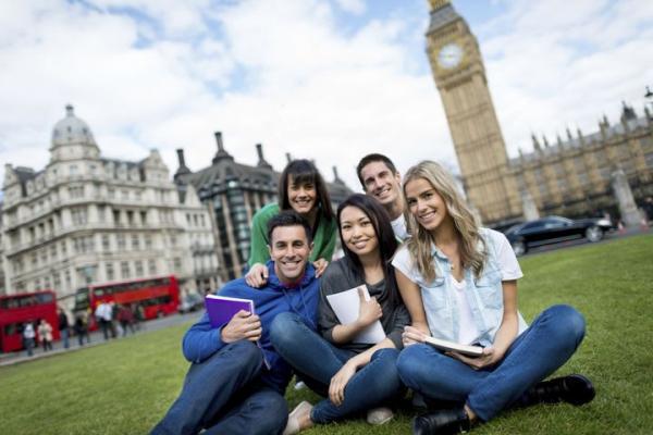 Обучение в Лондоне. Языковые курсы в Великобритании