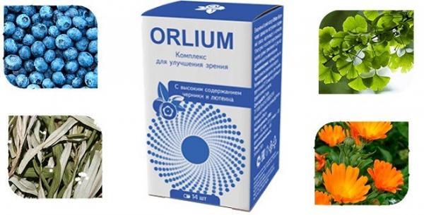 Лекарство для глаз Орлиум: отзывы