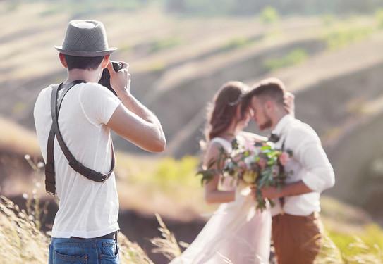 Несколько советов по выбору фотографа на свадьбу