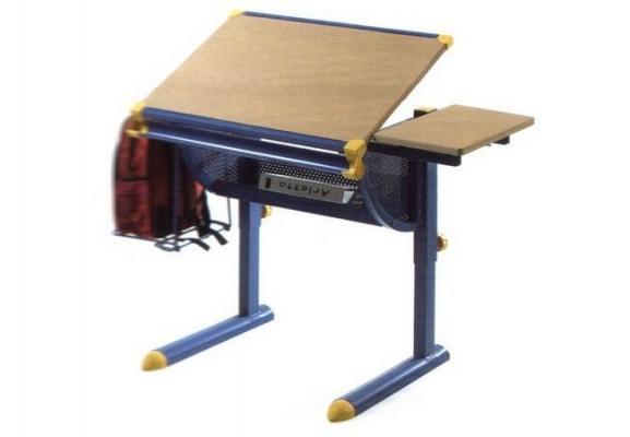 Популярные модели растущих парт и стульев для школьников