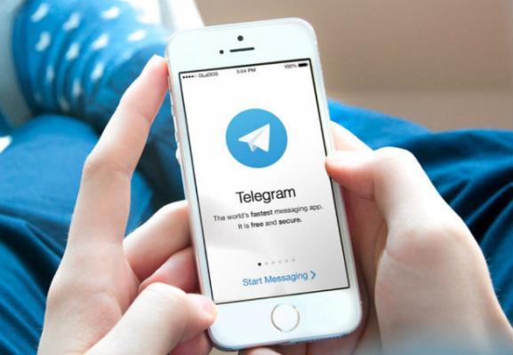 Спам рассылка сообщений в Telegram
