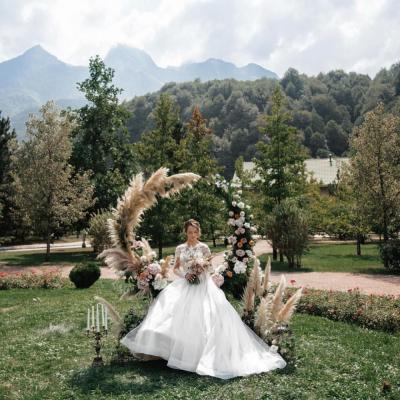 Где заказать выездную свадьбу в Москве?