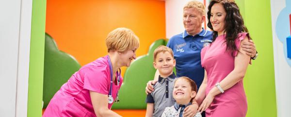 Как выбрать детскую частную клинику?