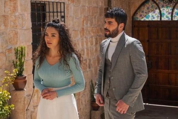 Турецкий сериал на русском языке «Ветреный» о мести и любви