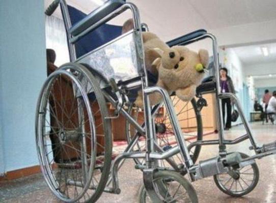 В Украине нарушаются права детей-инвалидов