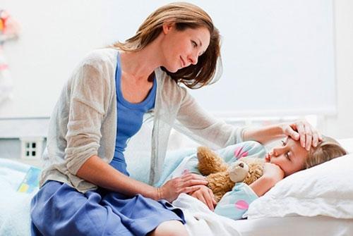 Как правильно ухаживать за больным ребенком?