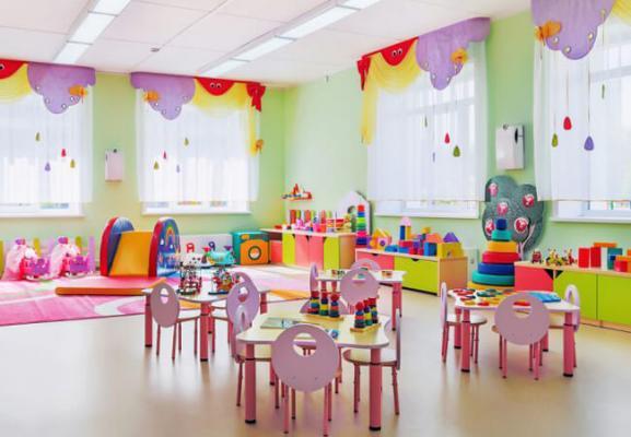 Популярность детских садов в Екатеринбурге