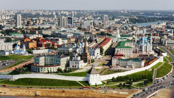 Интересная современная Россия и Казань