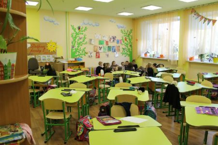 НУШ початкова школа