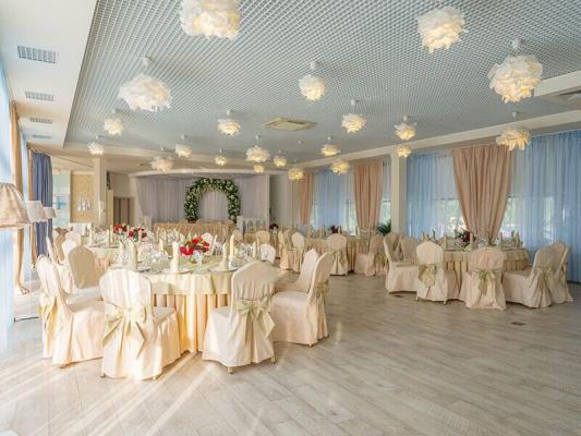 Рестораны для свадьбы и банкета