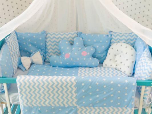 Достоинства наборов в кроватку для новорожденных