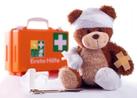 Ребенку срочно нужна медицинская помощь?