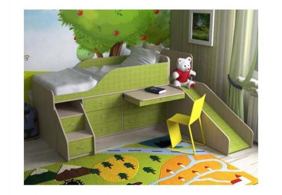 Выбор детской мебели для детсада