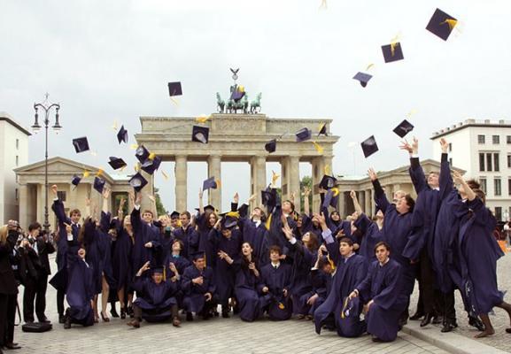 Получите высшее образование за границей!