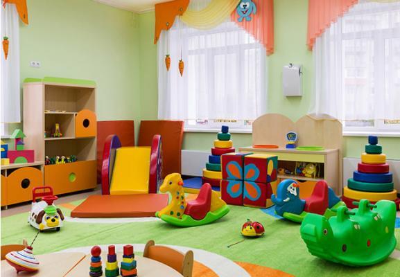 Оснащение детского сада - мебель и прочее