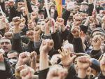 Словакия: забастовка учителей