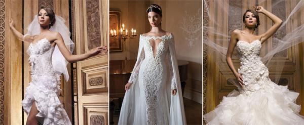 Элитные свадебные платья в Москве