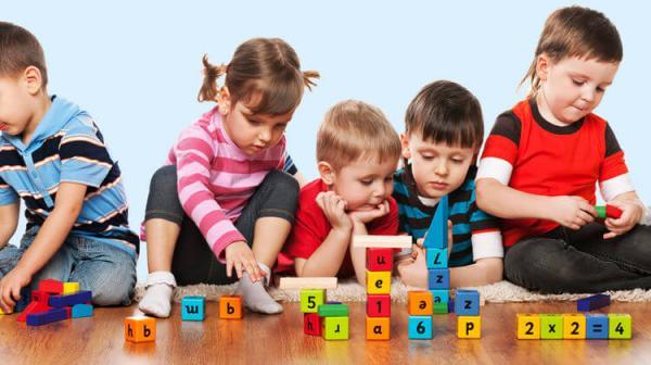 Творческое креативное воспитание для детей