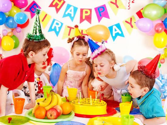 Как отметить день рождения вашего ребенка?