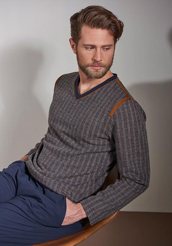 Домашняя одежда для мужчин для зимы
