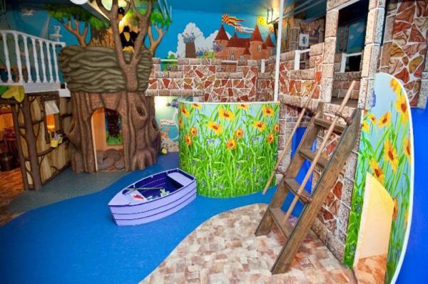 Интерактивное развлечение для детей