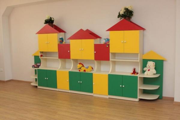 Мебель для детских садов, нюансы и отличия