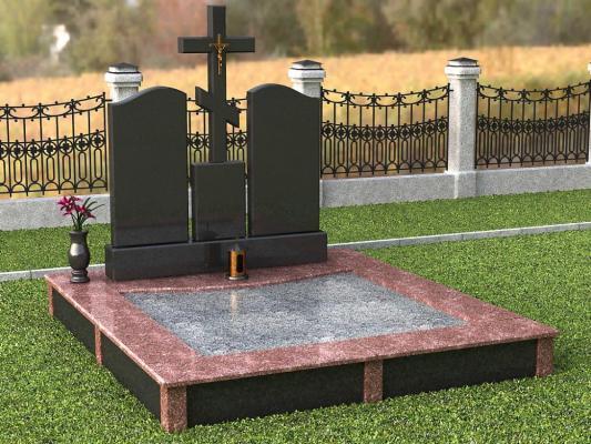 Продажа гранитных памятников для могил в Нижнем Новгороде