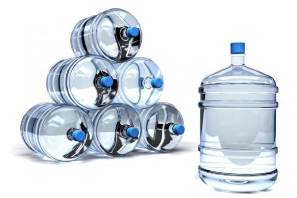 Доставка питьевой воды по Москве