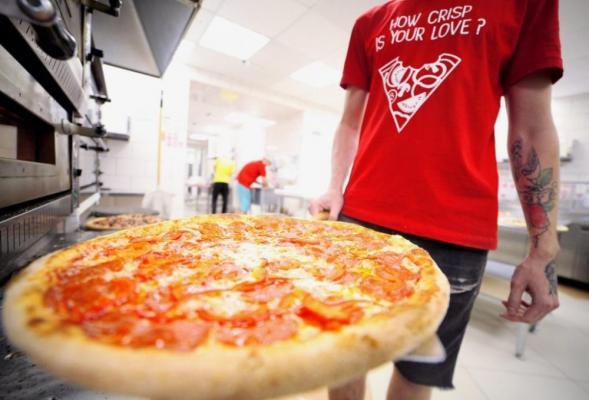 Доставка пиццы и итальянской еды в СПБ