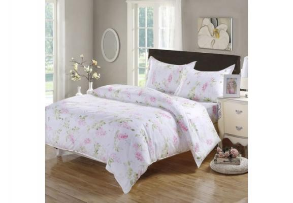 Красивые комплекты постельного белья из поплина