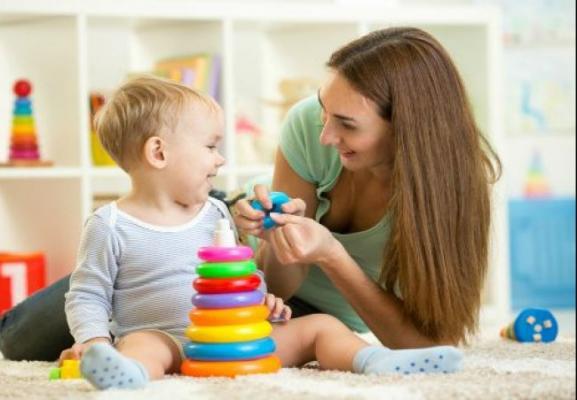 Развитие детей и игры для развития