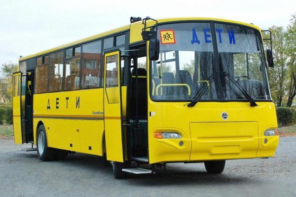 В школы в российских регионах дополнительно купят 633 автобуса