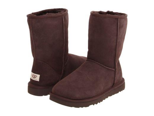 Теплая обувь из натурального меха