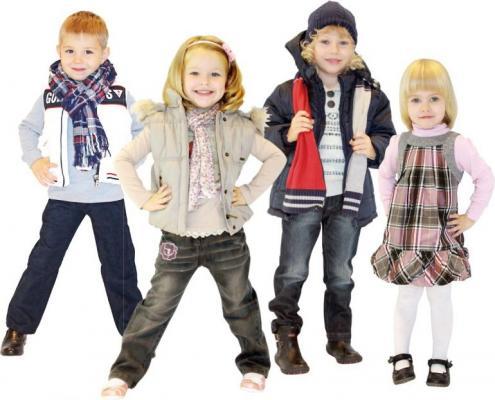 Одежда для детей. Выбор и покупка