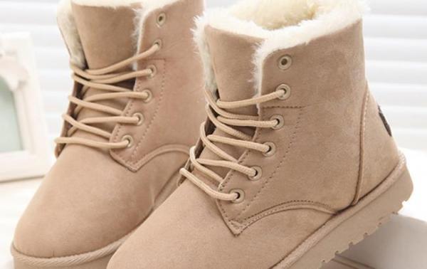 Зимняя обувь для холодов в Киеве