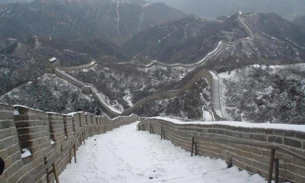 Преимущества отдыха зимой в Китае