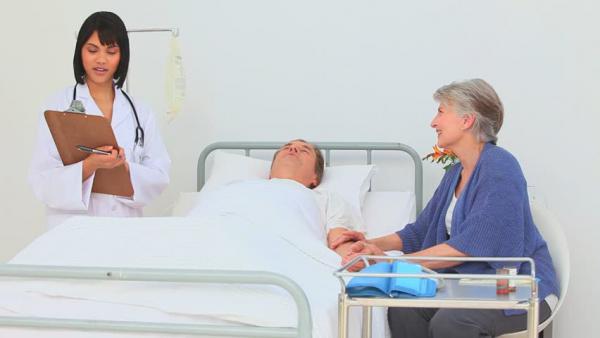 Уход за тяжелобольными пациентами